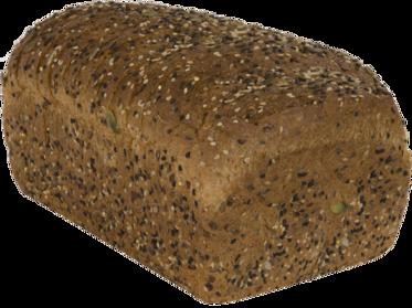 22 Grains & Seeds Naked Bread Loaf