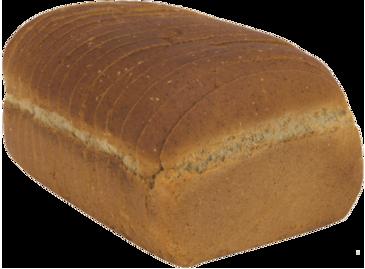 Seedless Jewish Rye Naked Bread Loaf Image