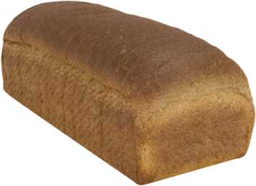 Stone Ground 100% Whole Wheat Naked Bread Loaf Image