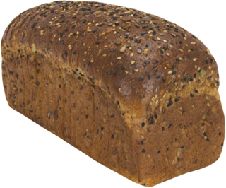 Organic Thin Sliced 22 Grains & Seeds Naked Bread Loaf