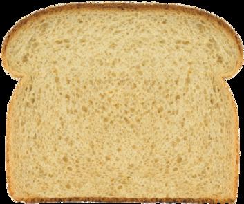Oat Bran Bread Slice Image