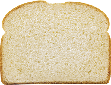 White Bread Slice
