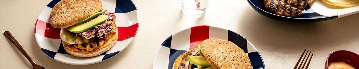 Header image for Sandwich Thins rolls