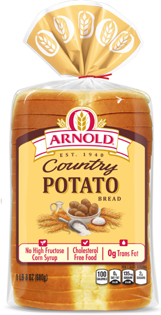 Arnold Country Potato Bread Package Image